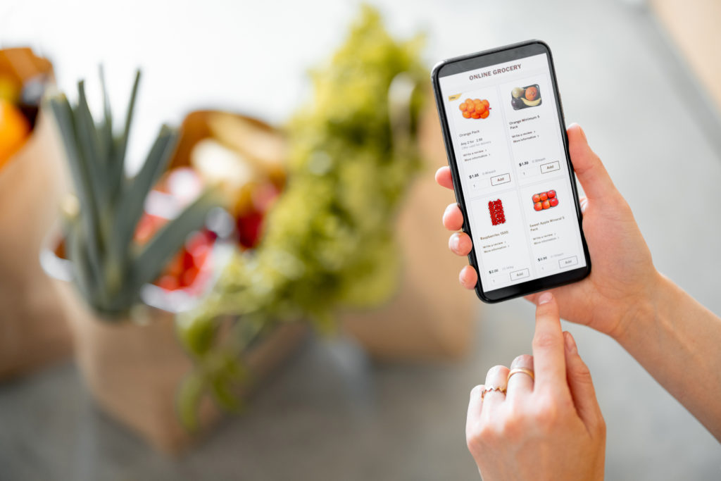 Instacart pricing and promotions data